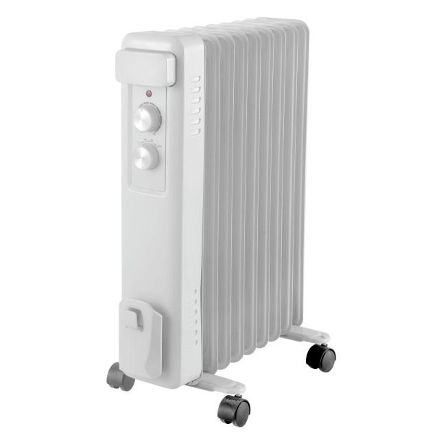 ILITEK - IL 9309 ზეთის რადიატორი (9 სექციანი)