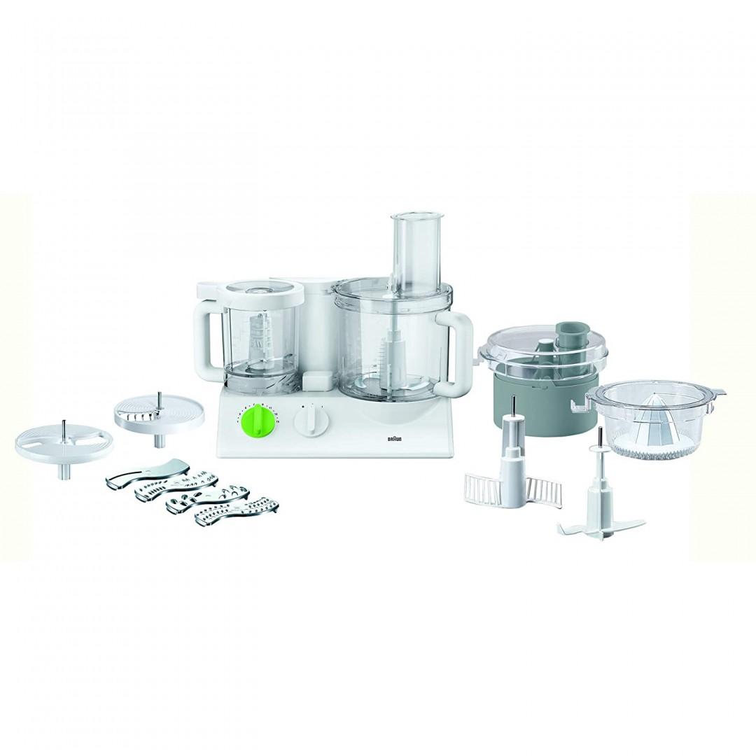 სამზარეულოს კომბაინი  BRAUN  FX3030 თეთრი