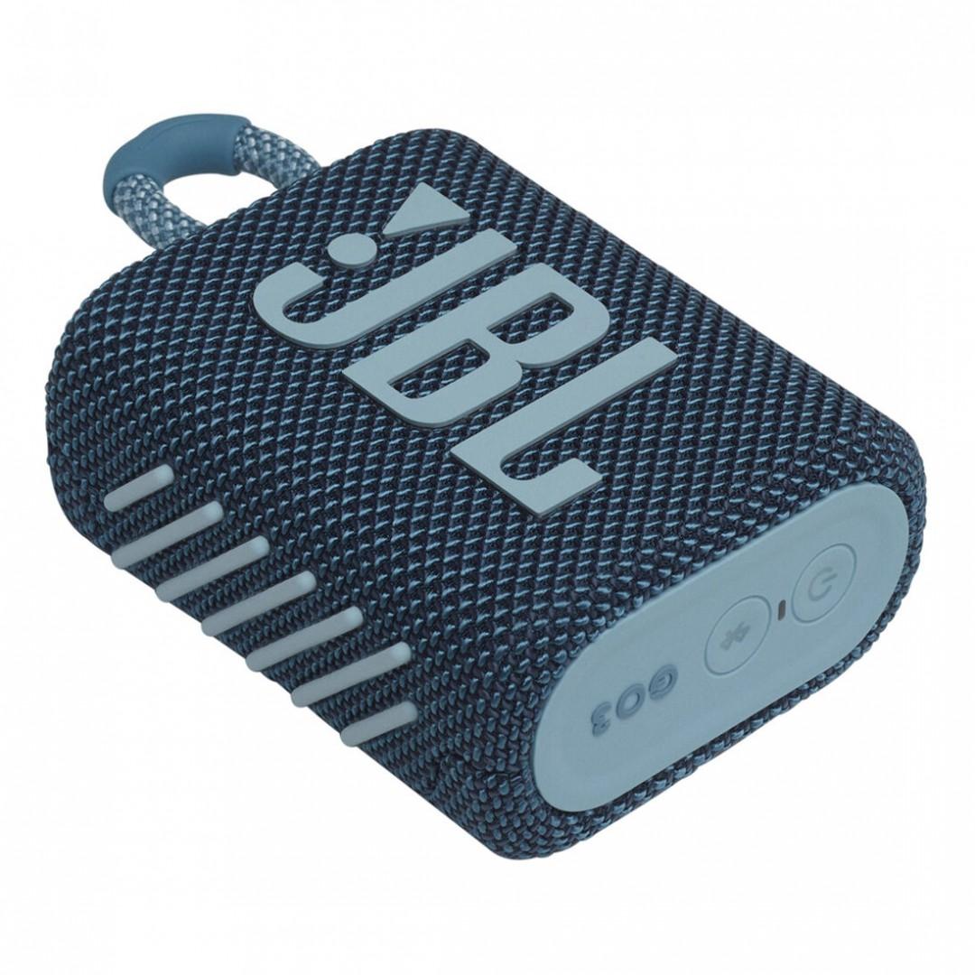Wireless Speaker/ JBL/ JBL GO 3 BLUE