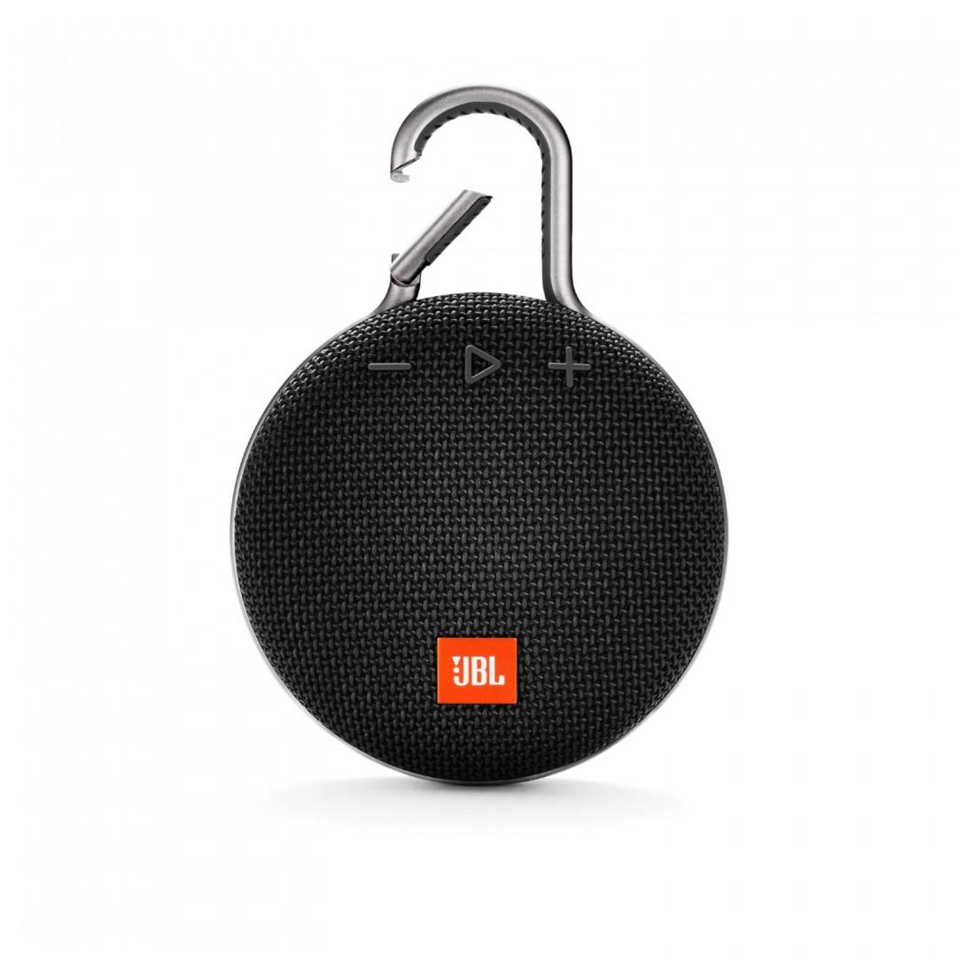 Wireless Speaker/ JBL/ JBL CLIP 3 Black