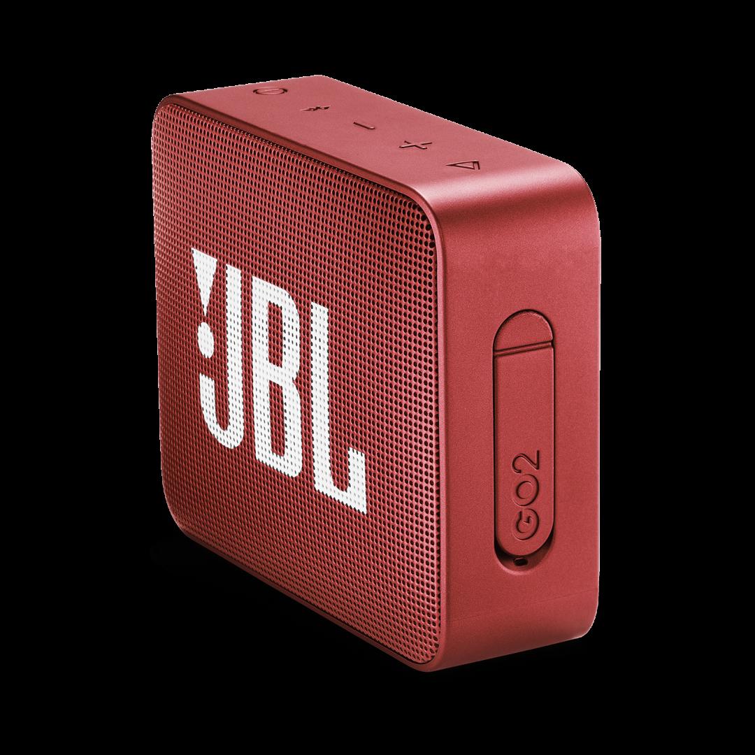 Wireless Speaker/ JBL/ JBL GO 2 Red