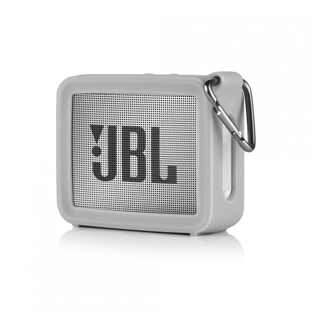 Wireless Speaker/ JBL/ JBL GO 2 Gray