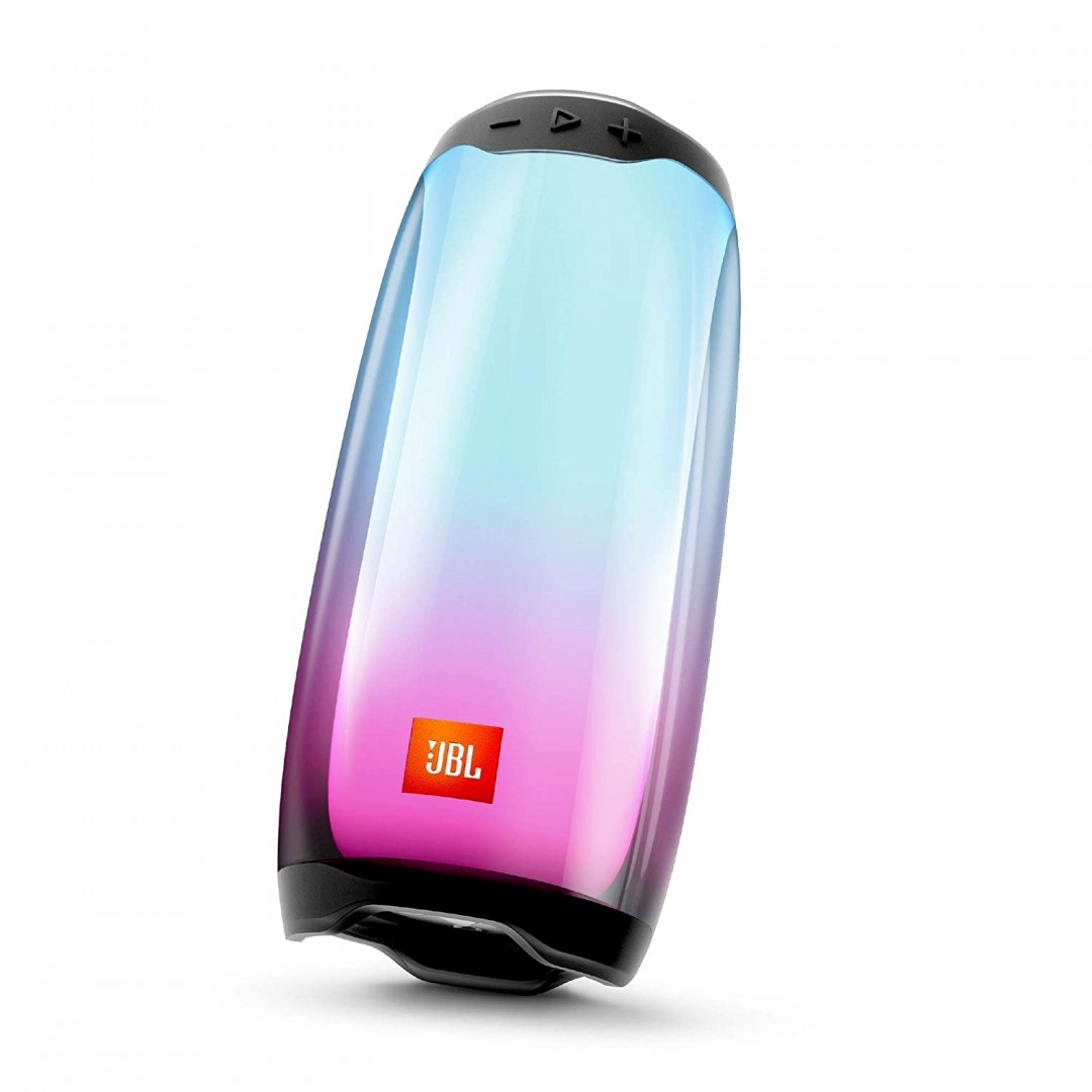 Wireless Speaker/ JBL/ JBL PULSE 4 Black