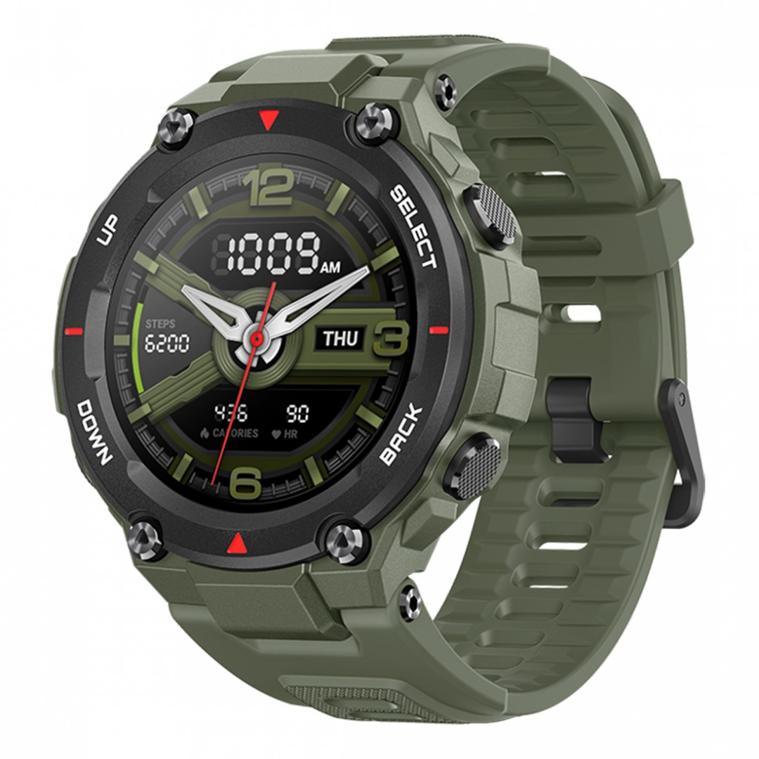 Smart Watch/ Amazfit T-Rex Army Green (6970100373882)