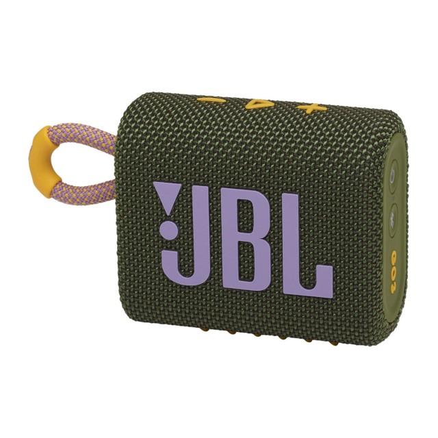 Wireless Speaker/ JBL/ JBL  GO 3 GREEN