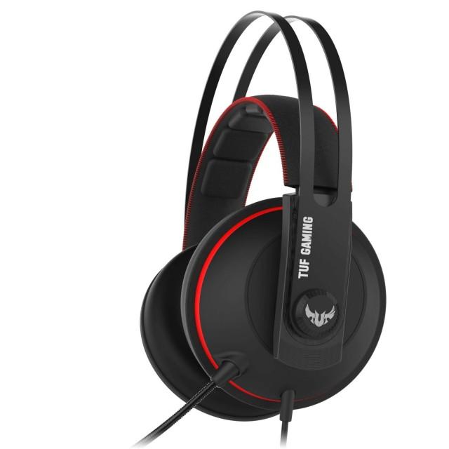 ASUS TUF Gaming H7 Core Red