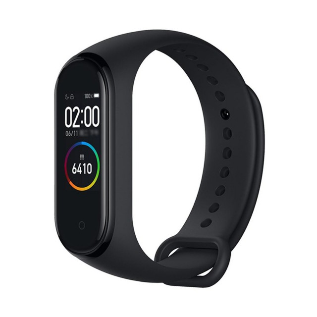 Fitness Tracker/ Xiaomi Fitness bracelet Mi Band 4 BLACK (Global Version)