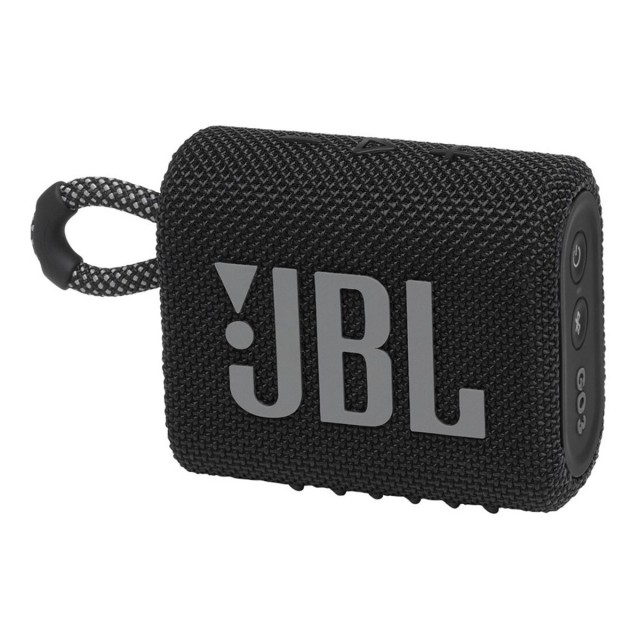 Wireless Speaker/ JBL/ JBL  GO 3 BLACK
