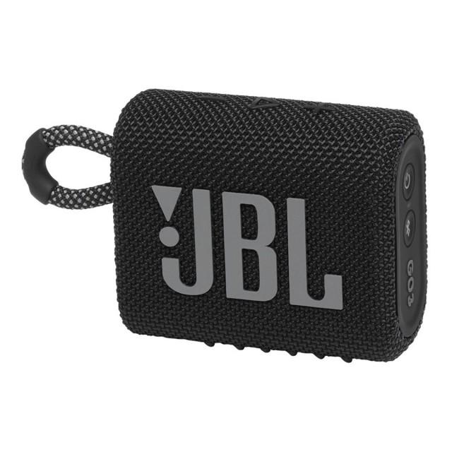 Wireless Speaker/ JBL/ JBL  GO 3 BLACK