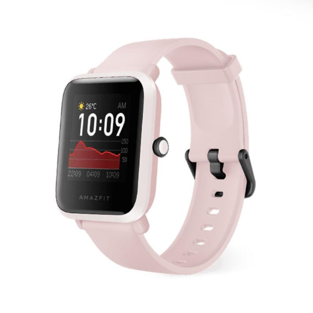 Smart Watch/ Amazfit Bip S Warm Pink (6972596100027)