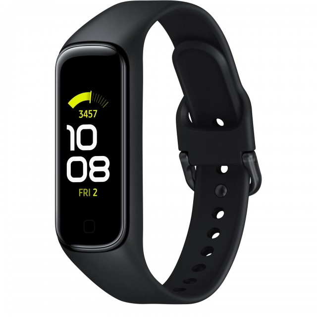 Fitness Tracker/ Samsung SM-R220 Galaxy Fit 2 Black (SM-R220NZKACIS)