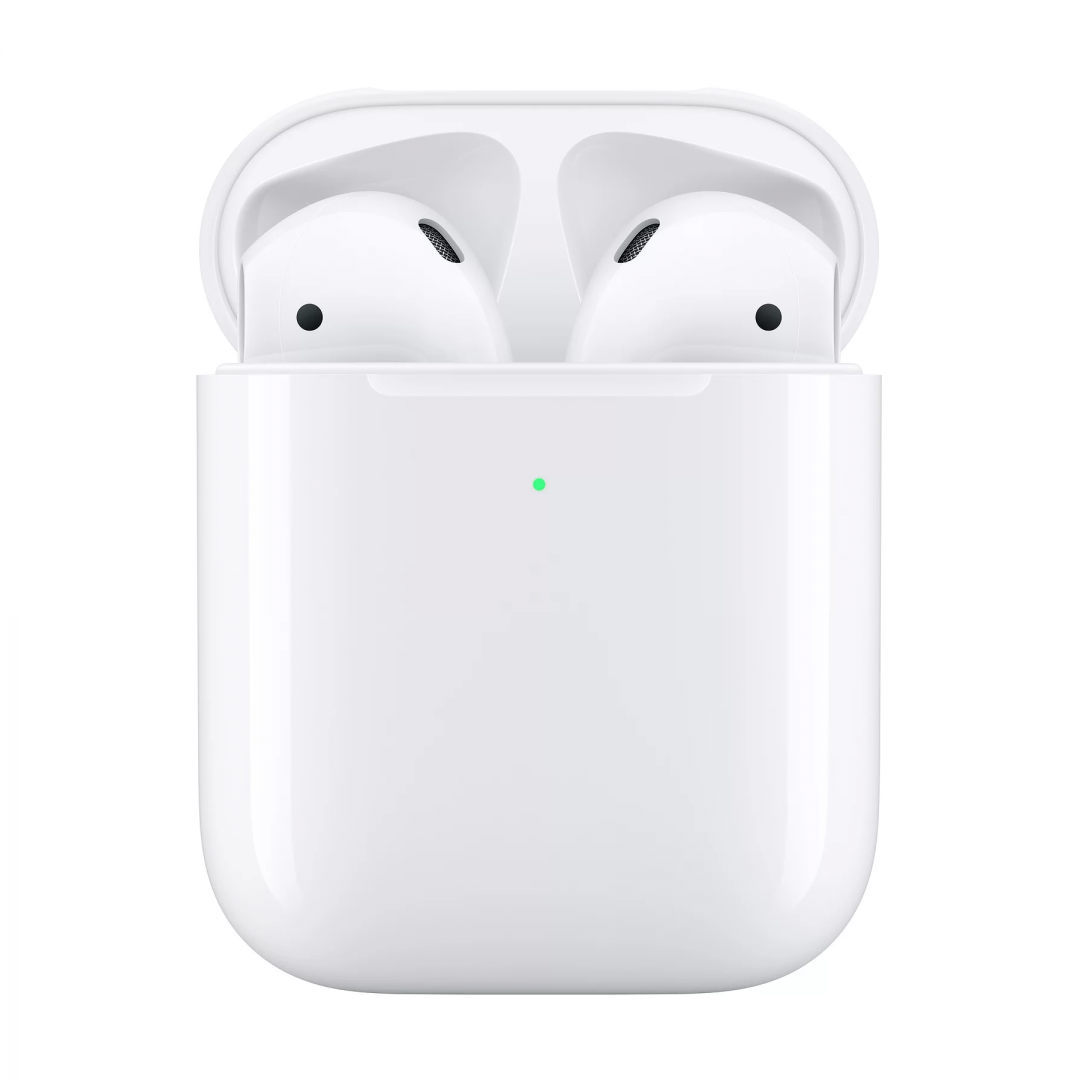 Wireless Headphone/ Apple/ APPLE AirPods 2nd GEN  with Wireless Charging Case | A1938  MRXJ2RU/A