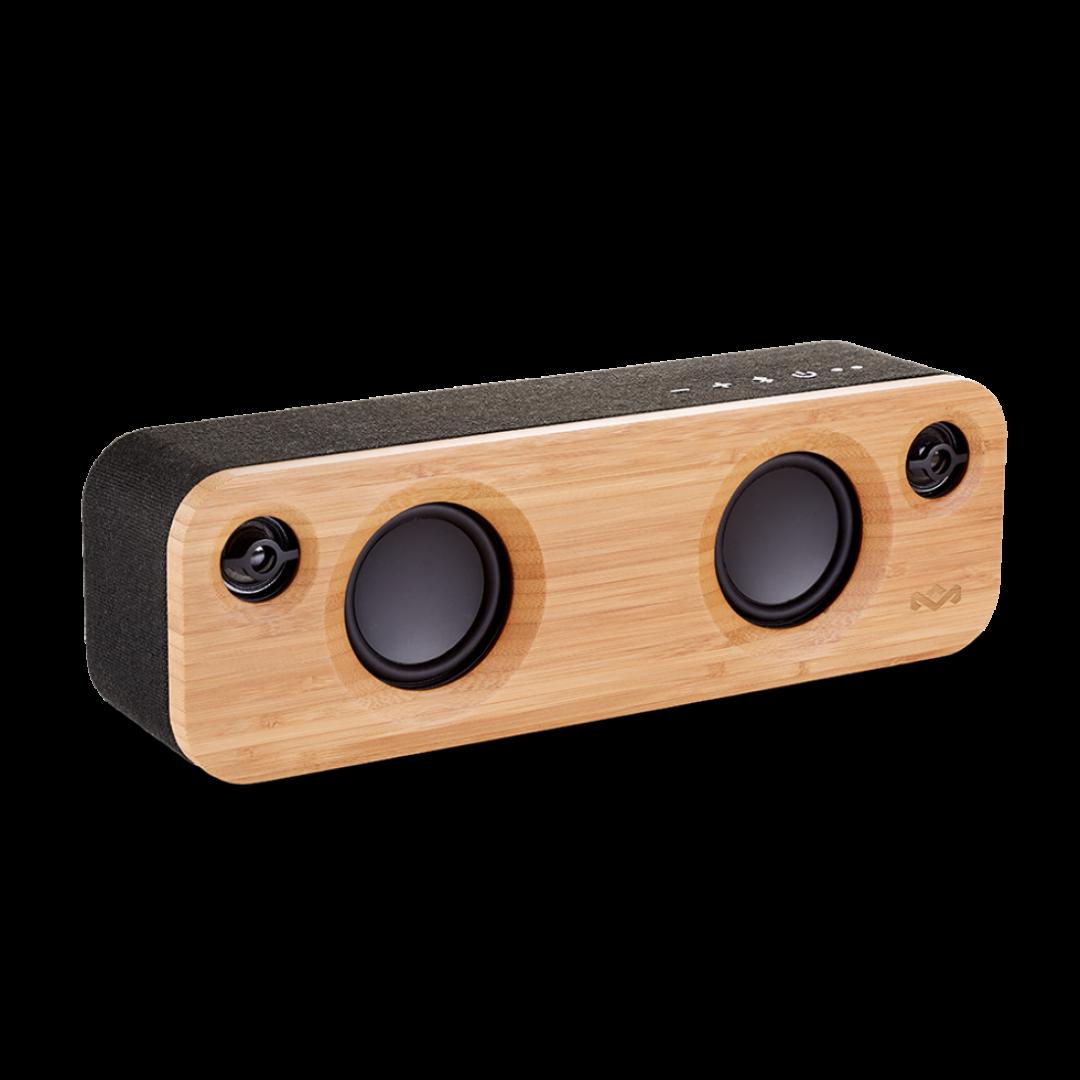 Wireless Speaker/ House of Marley/ House of Marley EM-JA013-SB GET TOGETHER MINI BLACK