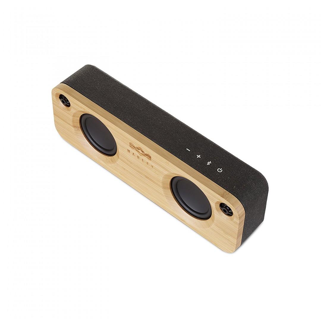 Wireless Speaker/ House of Marley/ House of MarleyEM-JA006-SBB/A  GET TOGETHER BLACK