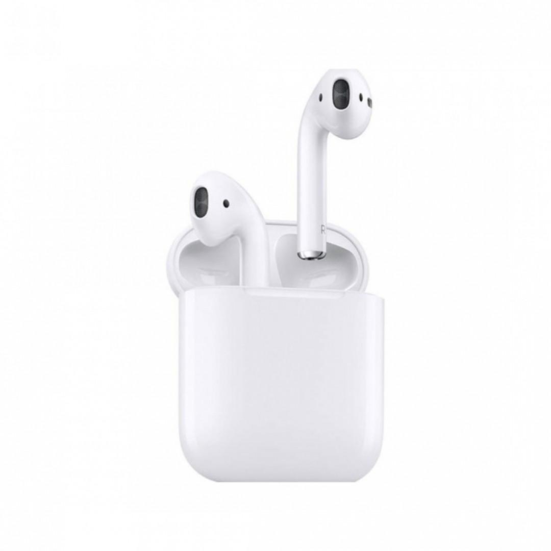 Wireless Headphone/ Apple/ Apple AirPods with Charging Case | 2Th GEN  MV7N2RU/A