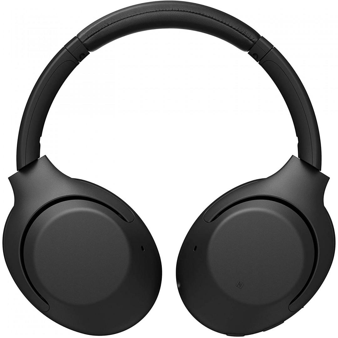 Wireless Headphone/ Sony/ SONY WH-XB900N WIRELESS NOISE CANCELLING HEADPHONES Black (WHXB900NB.CE7)