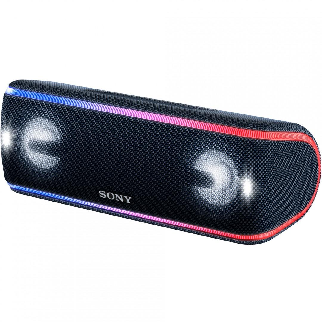 Wireless Speaker/ Sony/ SONY SRSXB41B.RU4  BLACK BLUETOOTH
