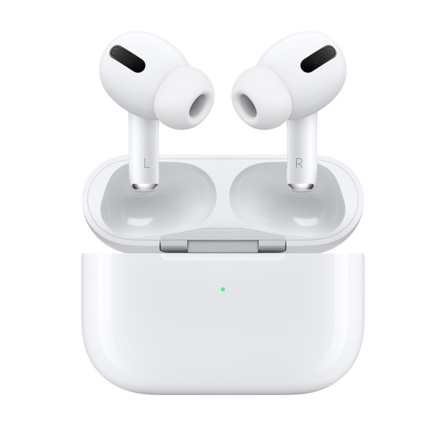 Wireless Headphone/ Apple/ Apple  AirPods Pro with Wireless Charging Case (ZKMWP22RUA)