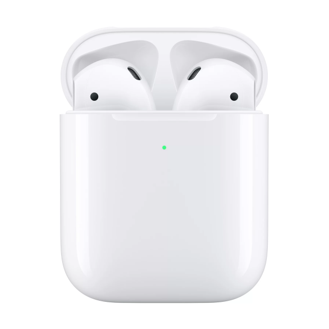 Wireless Headphone/ Apple/ APPLE AirPods 2nd GEN  with Wireless Charging Case | A1938  MRXJ2RU/A
