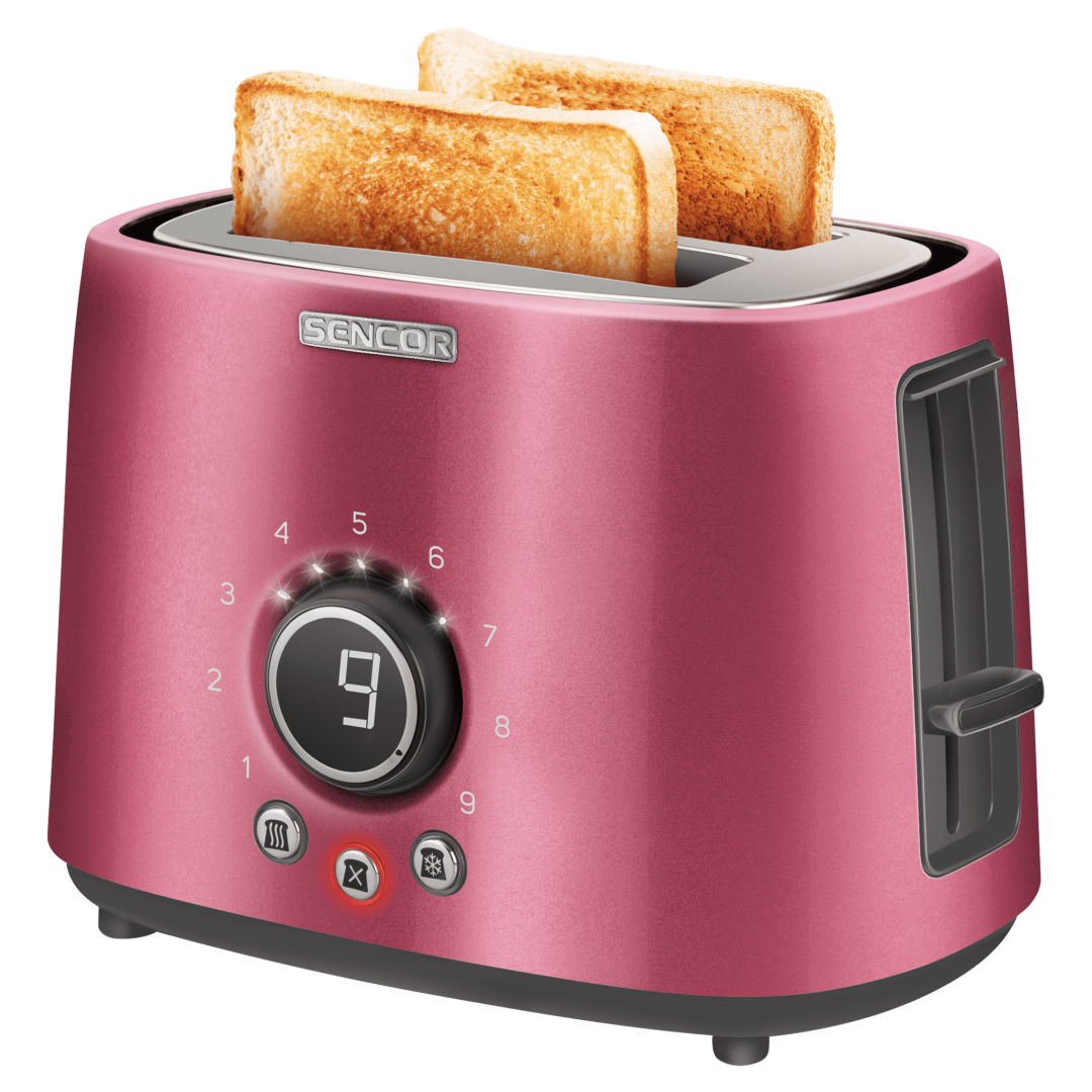 Toaster/ Sencor STS 6054RD