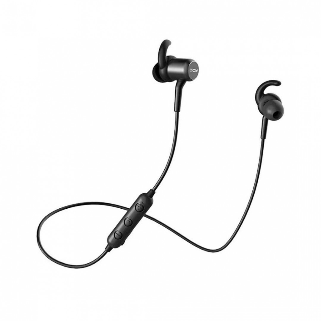 Wireless Headset/ QCY-M1C  Bluetooth Earphones  (Black) Global