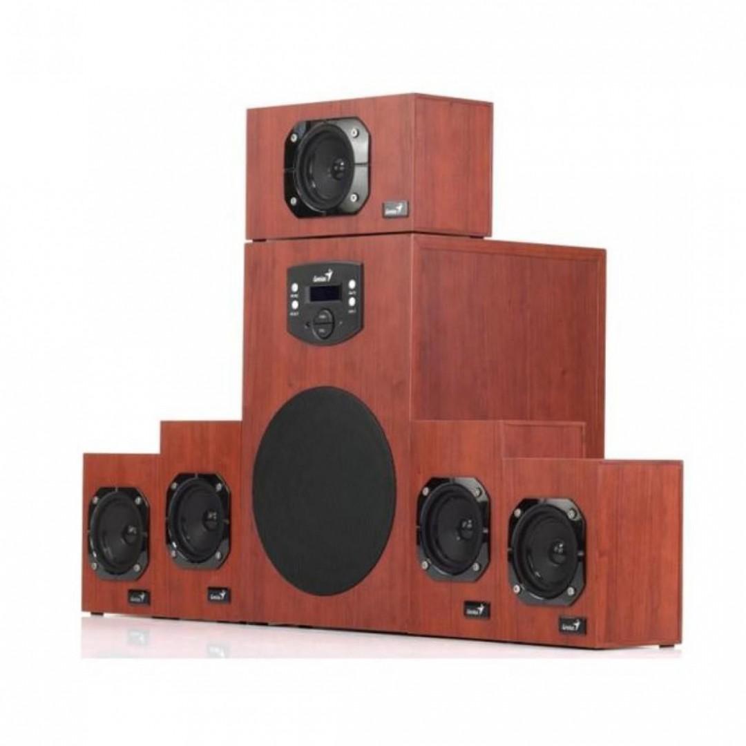 Speaker/ Genius/ Genius/ SW-HF 5.1 4600  Wood