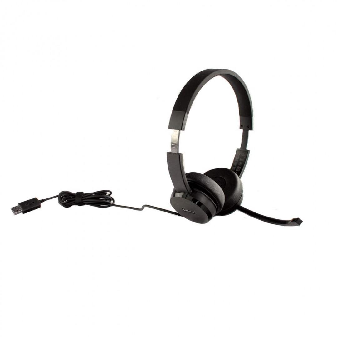 Headphone/ Other/ Lenovo 100 Stereo USB HS