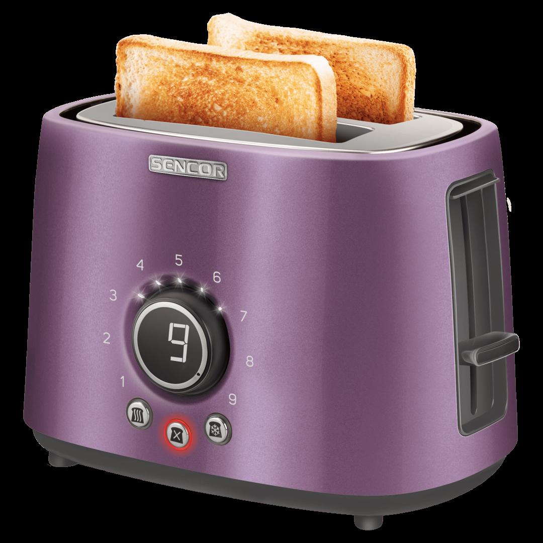 Toaster/ Sencor STS 6053VT