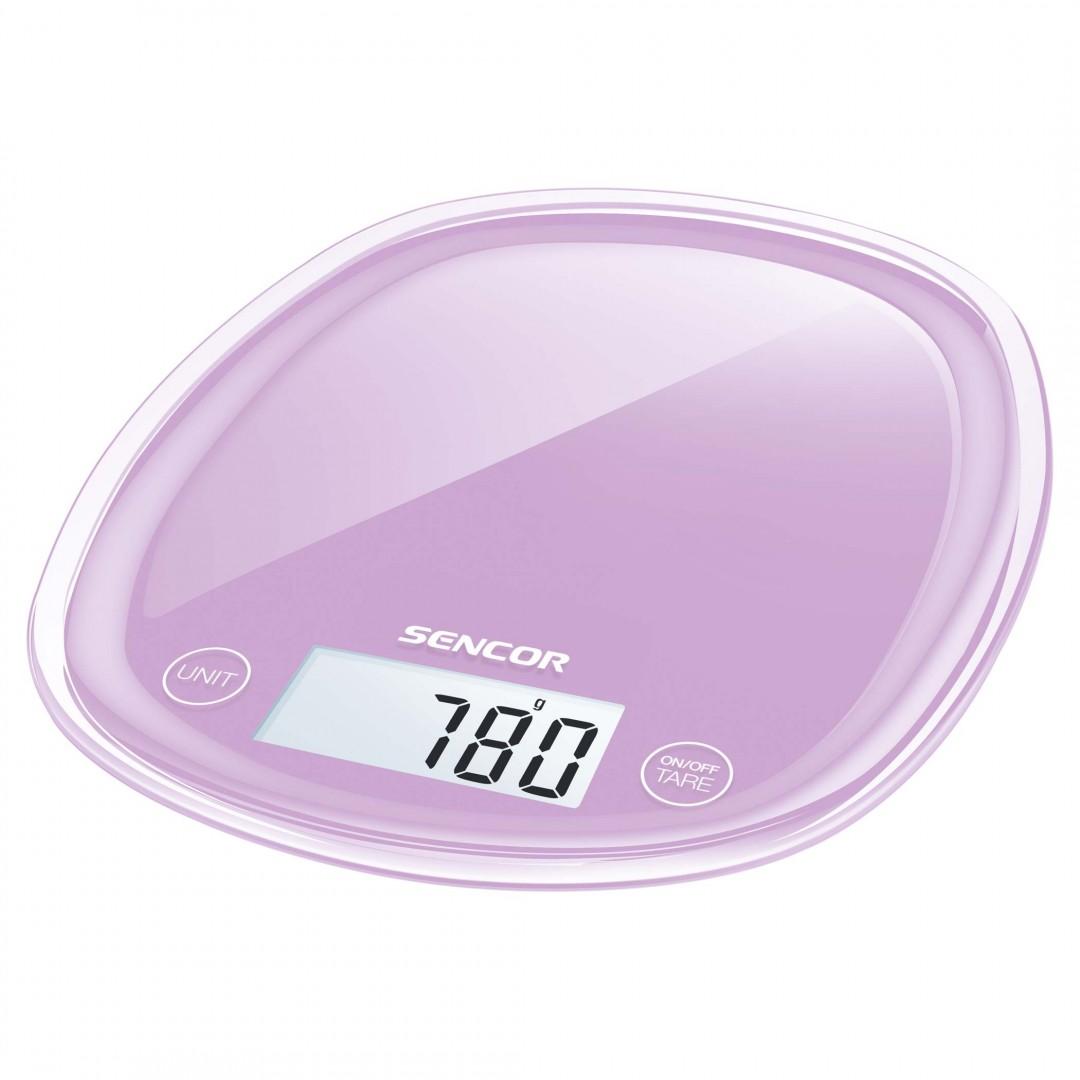 Scale/ SKS 35VT Kitchen Scale 5Kg, 1gr, Violet