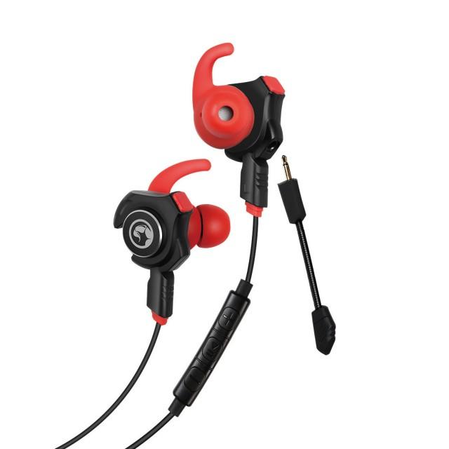 Headphone/ Marvo/ Marvo GP-002 Wired Gaming Earphone