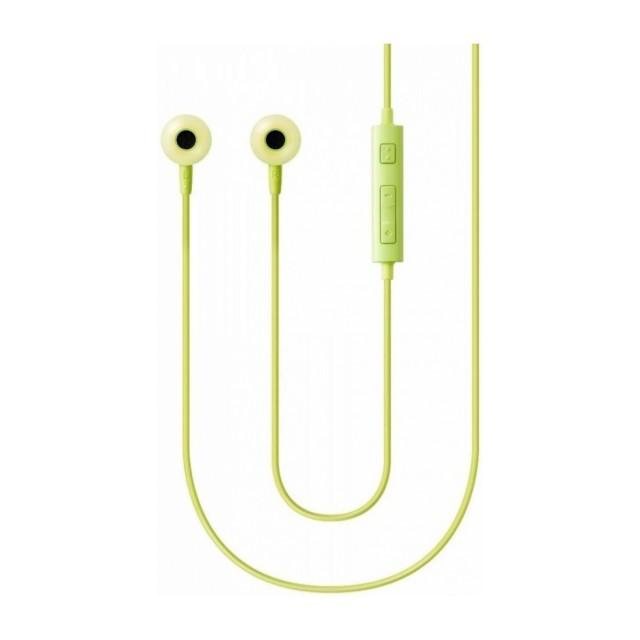 Wired Headphone/ Samsung/ SAMSUNG Headphones with Mic Volume Control GREEn (EO-HS1303GEGRU)