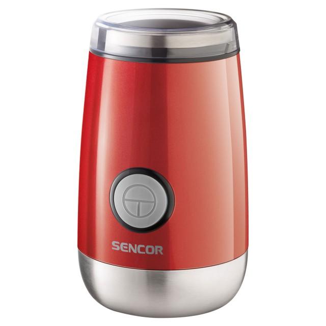 Coffee Grinder/ Sencor SCG 2050RD Coffee Grinder, 150W