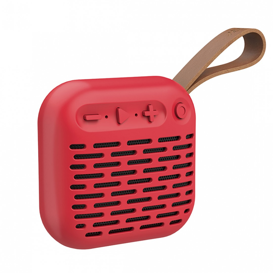 Hoco Wireless speaker BS22 | Red | უსადენო ყურსასმენი