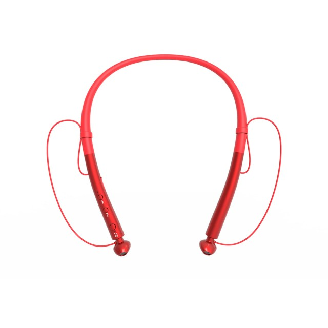 HBQ-Q14 Sport Bluetooth Earbuds | Red | ბლუთუზ ყურსასმენი