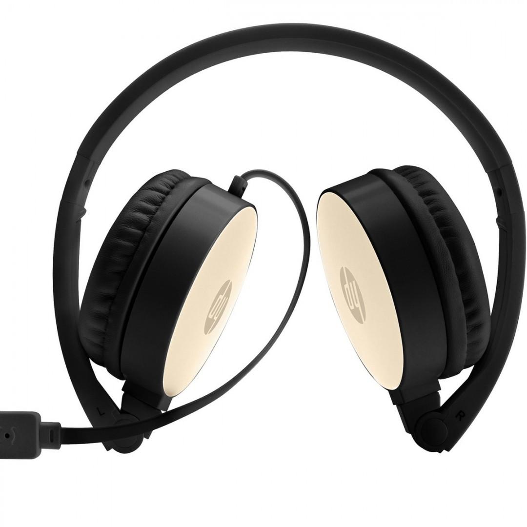 Headphone/ HP/ HP Headset H2800 Gold