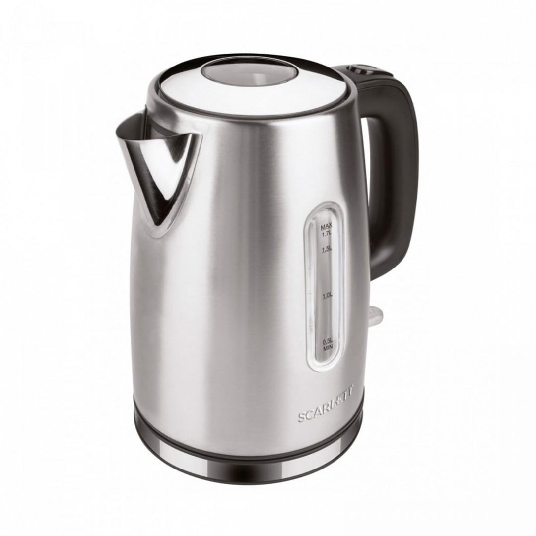 Electric kettle steel Power 2200w Volume 17L Auto off Steel grade STEEL PRO Filter