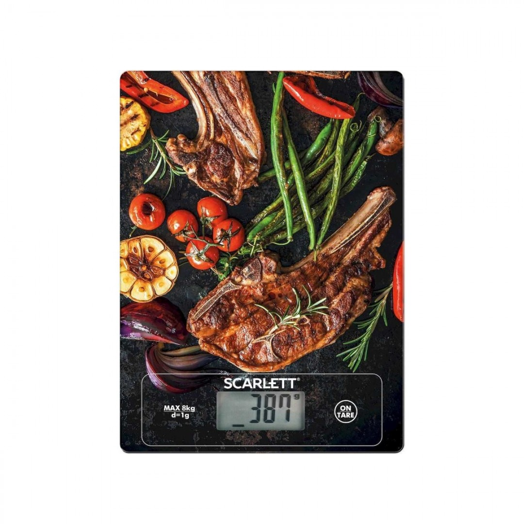 kitchen scale grill