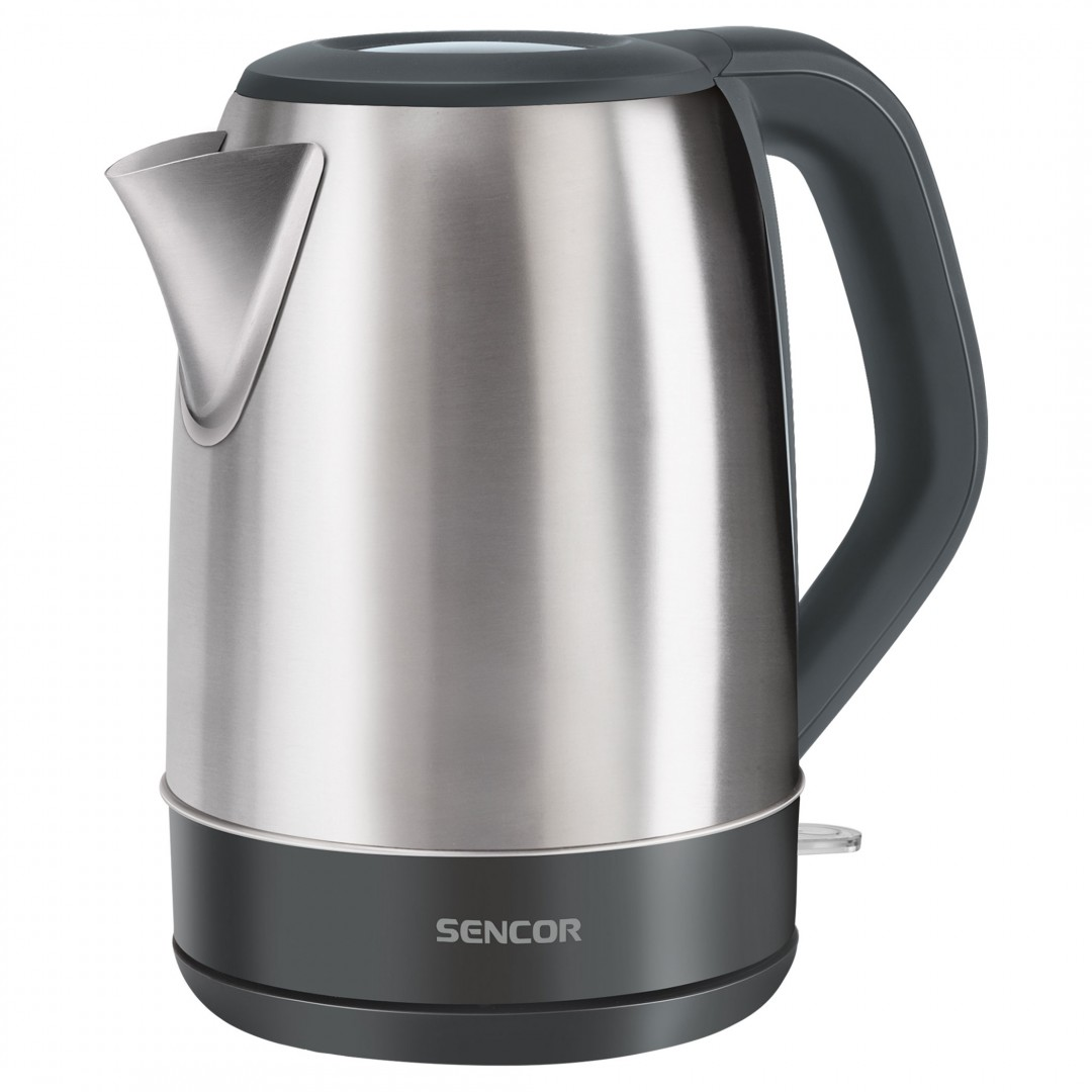 Kettle/ Sencor SWK 1711SS Electric Kettle, Volume 1.7L, Central 360°, Power Input: 2,150W