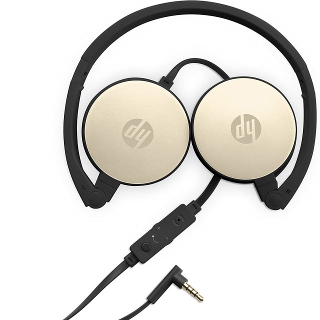 Headphone/ HP/ HP Headset H2800 Gold