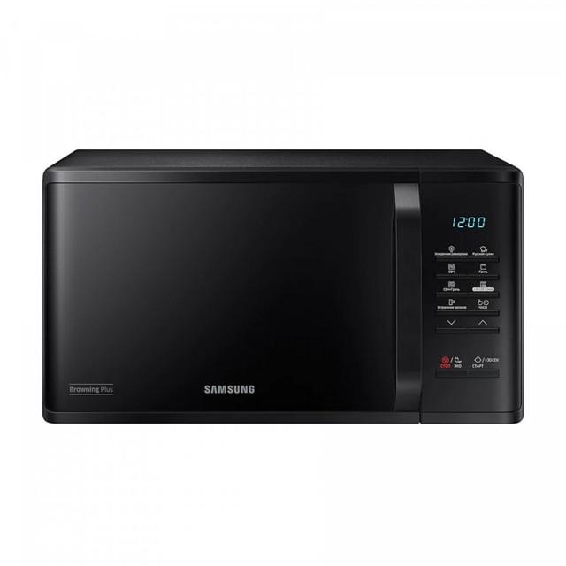 Microwave/ SAMSUNG MG23K3513AK/BW Microwave,BioCeramic, Grill, 23lt, 1250watt,Black