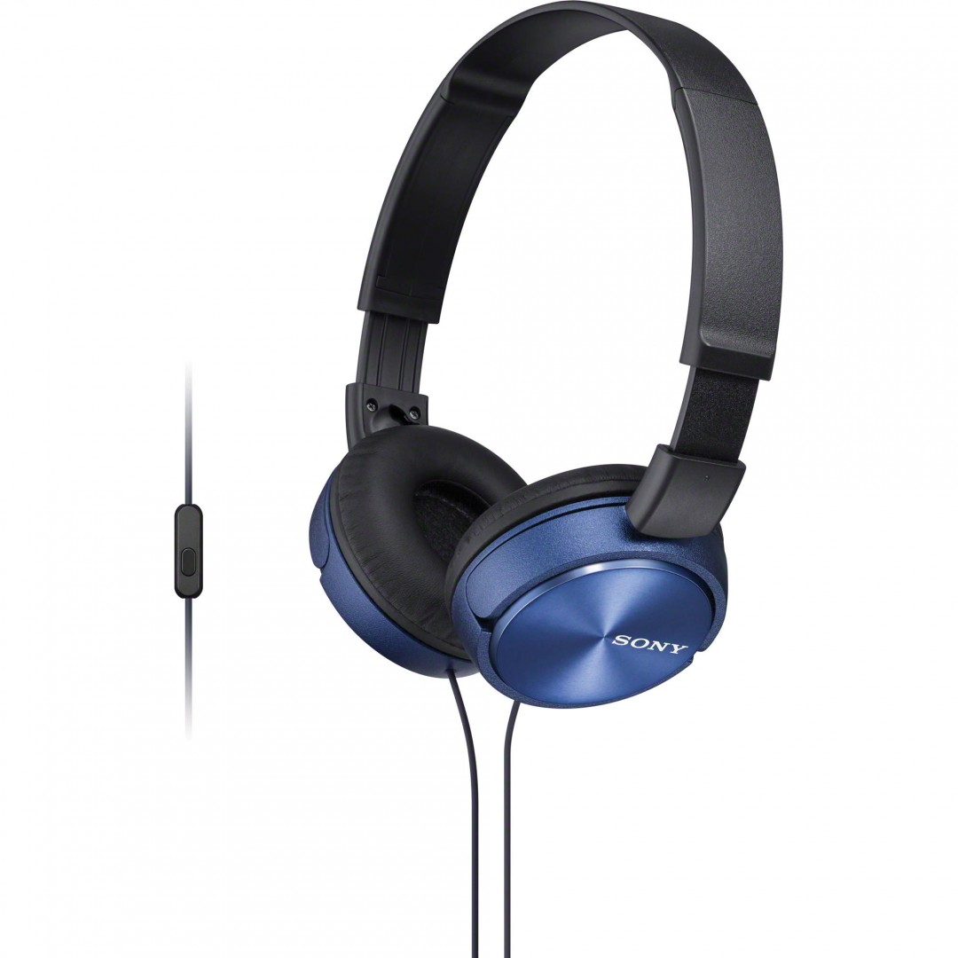 Wired Headphone/ Sony/ Sony/ MDR-ZX310  Blue