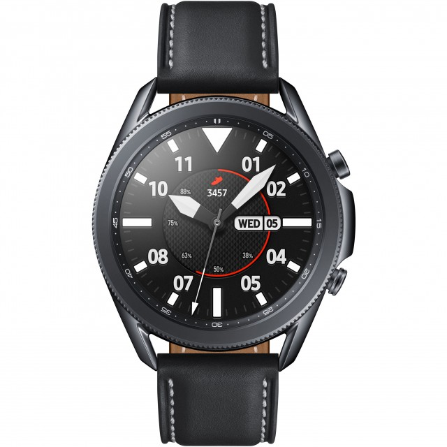 Smart Watch/ Samsung Galaxy Watch 3 45РјРј Black (SM-R840NZKACIS)