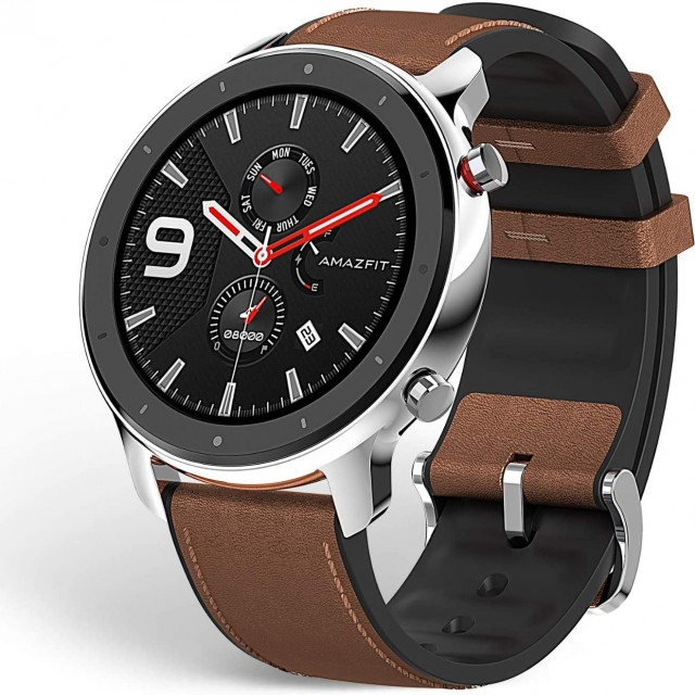 Smart Watch/ Amazfit GTR 47MM Stainless Steel