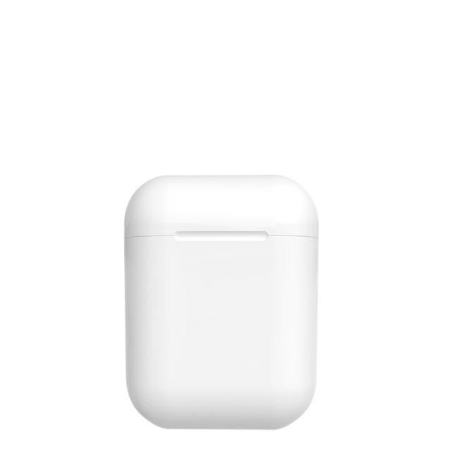 i12 Inpods TWS Bluetooth AirPods | White | გლუვი ბლუთუზ ყურსასმენი