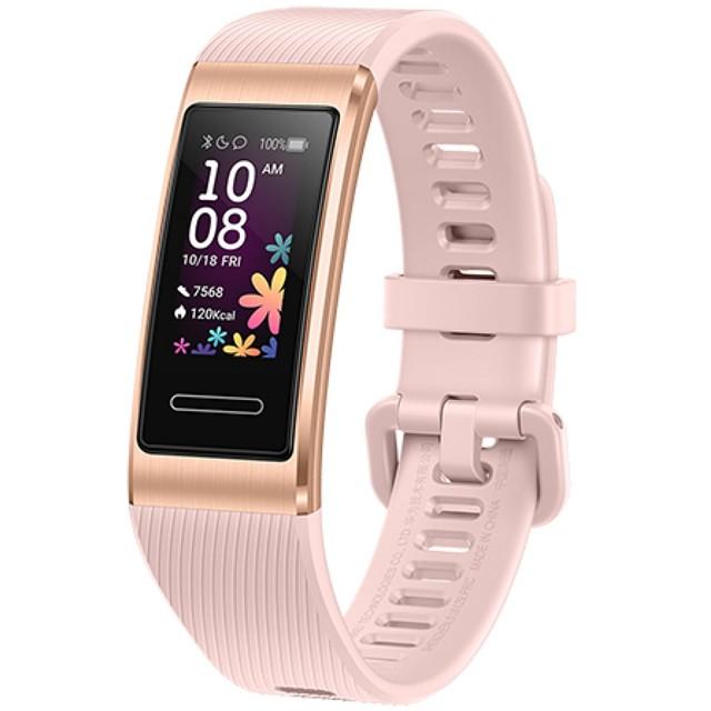 Huawei Band 4 Graphite Pink