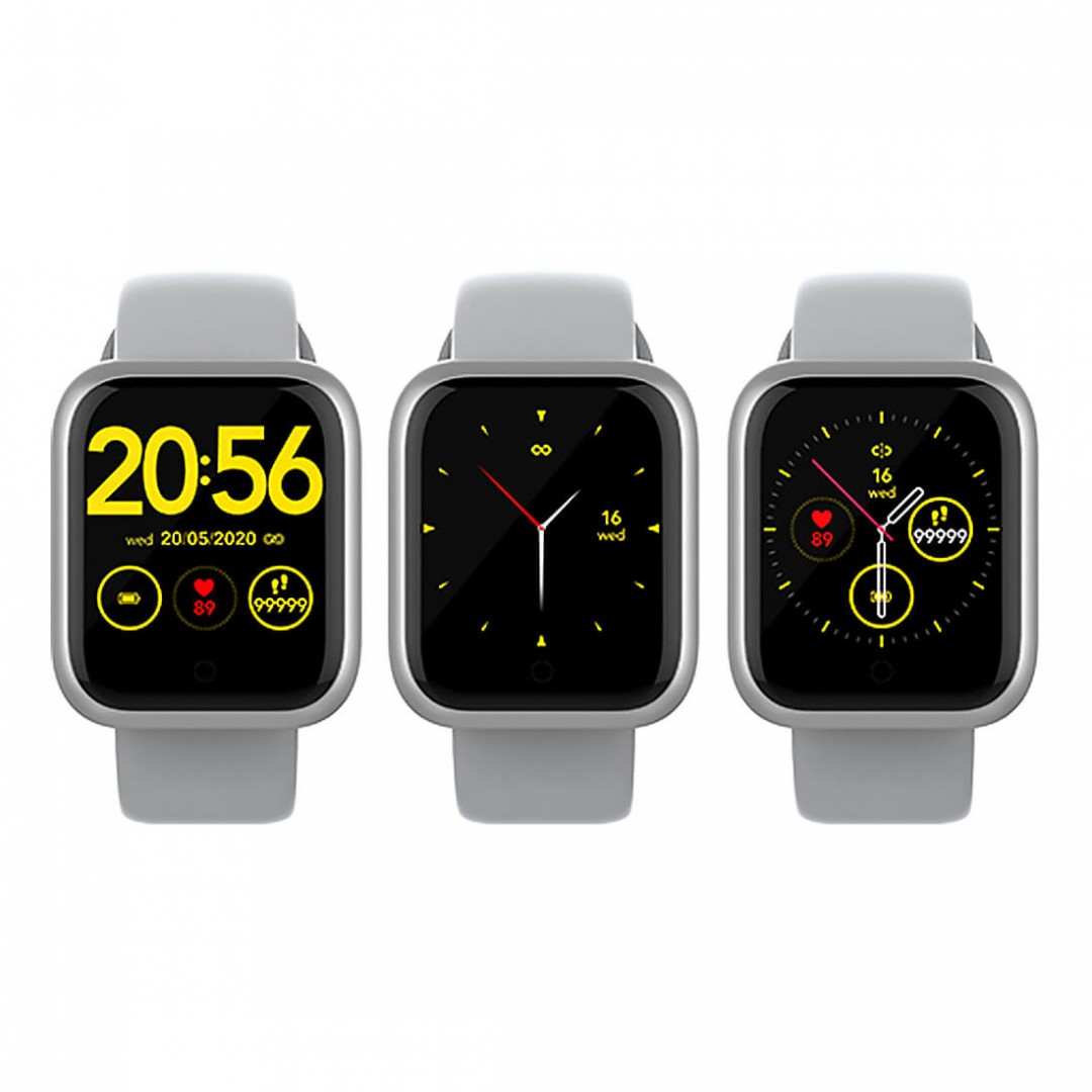 Smart watch Omthing WOD001 gray