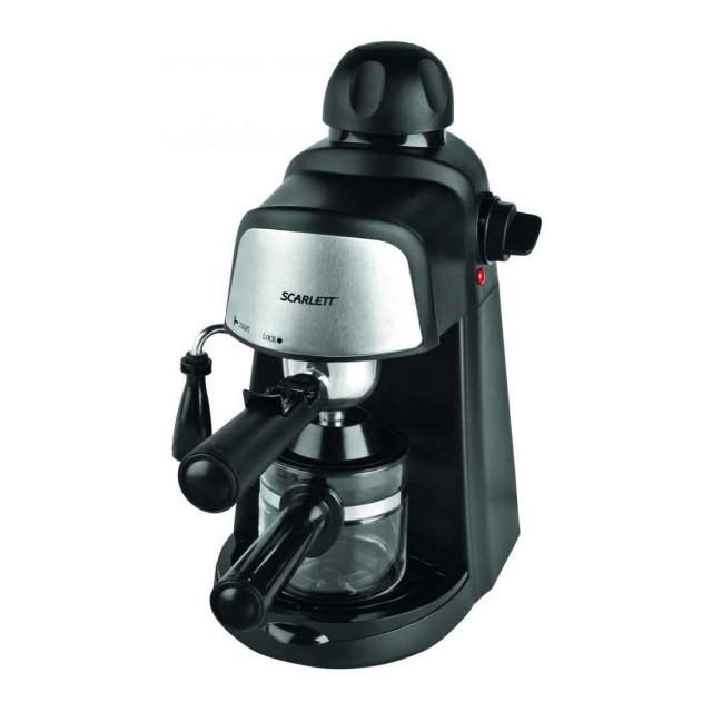 Coffee maker black Type espersoo maker Pump pressure 35bar Power 800w Volume cups 24 Cappuccino maker